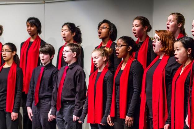 Some of the Boston City Singers