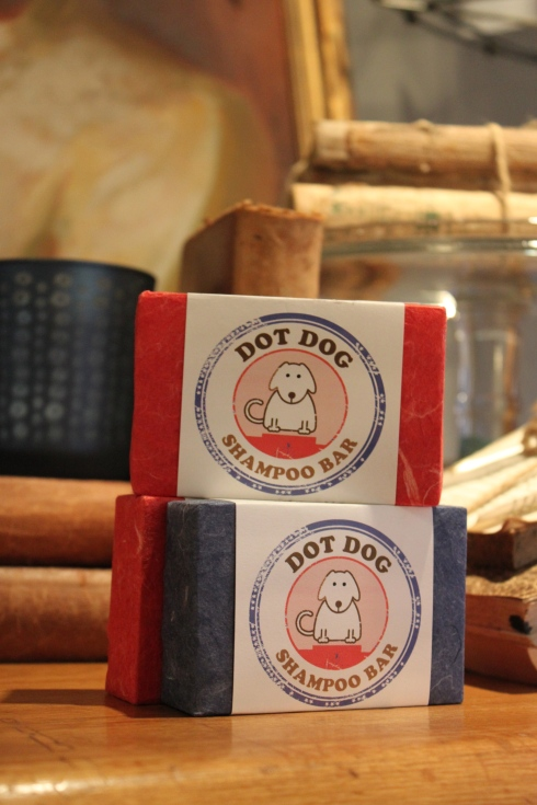 Dot Dogs Soap