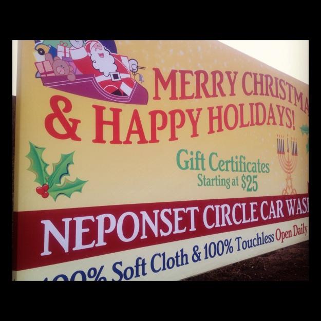 Neponset Circle Car Wash