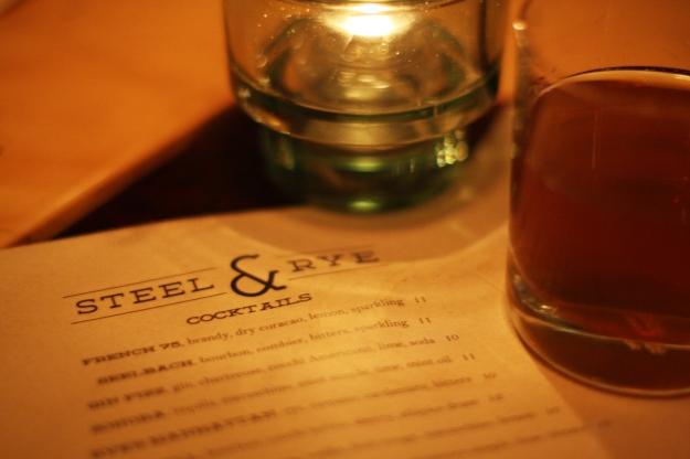 Steel & Rye